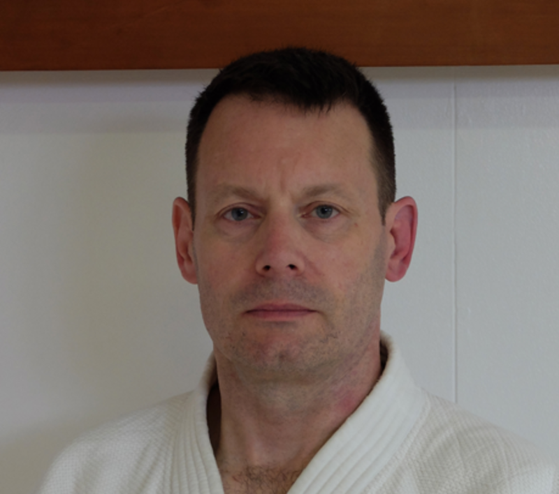 John B. Gage, Shihan of the International Nihon Jujutsu Association (INJA) |